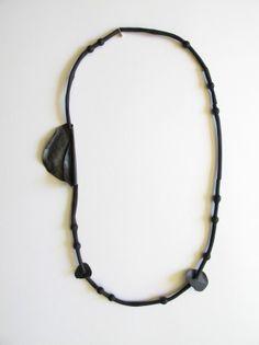 Belinda Esperson - twig necklace