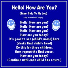45 best hello songs images on pinterest preschool music kids hello how are you song m4hsunfo