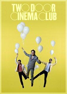 Two Door Cinema Club Poster Two Door Cinema Club Club Poster Strange Music