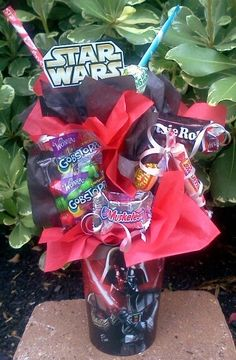 Star Wars Kids Candy Party Favors by LynnsCandyCreations on Etsy, $4.75