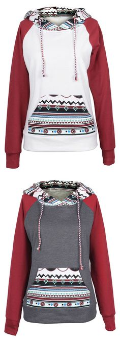 Lovely sweatshirt, $32.99! Free shipping & Easy Return+Refund! If you ever put this hooded sweatshirt on, you may never take it off! Both the fit and color are amazing. Can Not Deny it at Cupshe.com !
