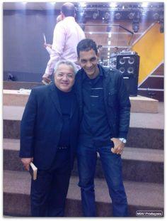 David Nascimento e Marcos Aurelio