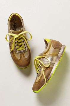 Cestio Distressed Sneakers / anthropologie.com