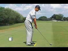 This short video explains how to use the W-turn to get the feeling of the right posture.   Golf Training Drill For Consistent Posture Like Tiger Woods- W Turns - YouTube