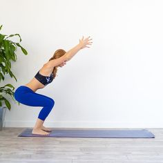 The HIIT Yoga Workout You Need to Try