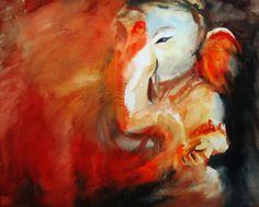 watercolor Ganesha - Google Search