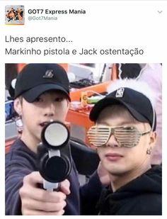MDS kkkkkk to morrendo,Markinho pistola e Jack ostentação!!!
