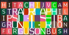 FSUntitled #typo #typografie #typography von Londoner Foundry Fontsmith