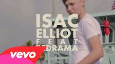 Isac Elliot feat Redrama - My Favorite Girl (Official Lyric Video)
