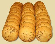 Zeera Biscuits By Chef Shireen anwer | Creative Recipes