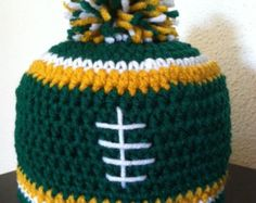 Greenbay Packers hat  Colour inspiration