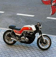 honda cb 1000 big one cafe racer - Google Search
