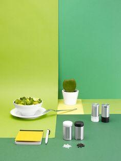 SIGG lunch boxes, food containers and accessories by ECAL students: