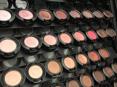 Love me some MAC! It's the only makeup I use.