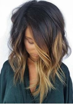 Caramelized Hair Color Trend - Miladies.net
