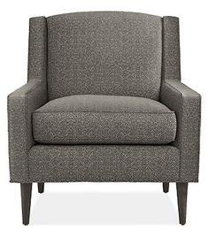 Braden Chair U0026 Ottoman