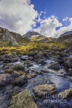 Snowdonia National Park, Fine Art America, National Parks, Wall Art, Water, Artist, Artwork, Travel, Outdoor