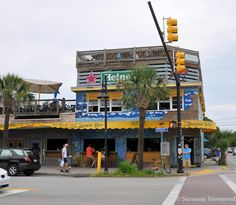 Snapper Jack's (aka the friendly snapper), Folly Beach SC! Best bar I've been to so far!