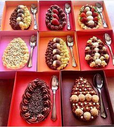 Share Tweet Pin Mail Hoje vim compartilhar os Ovos de Pascoa mais deliciosos da Internet, enquanto para muitos algumas felicidades da vida acabam em ...