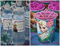 Frozen Birthday Party Ideas | Photo 18 of 23 | Catch My Party