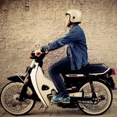 Slow ride, keep safety..