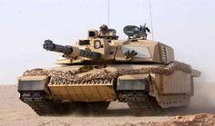 Desde 1945, os tanques de guerra britânicos foram criados com equipamento para preparar chá.