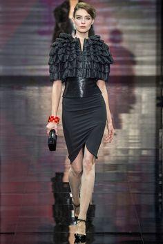 Armani Haute Couture F/W 2014-2015
