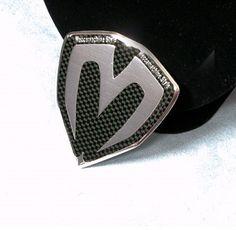 M&S Epoxy Car Emblem Small & Large