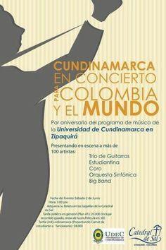 Cundinamarca en concierto para Colombia y el mundo | Catedral De Sal Zipaquirá's Photos | Facebook
