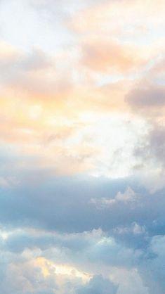 Blue Sky Wallpaper, Scenery Wallpaper, Love Wallpaper, Blue Sky Background, Background Images, Cool Girl Drawings, Metal Font, Best Canvas, Blue Clouds