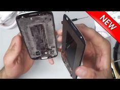 Samsung Galaxy S3 Lcd Screen Repair - YouTube