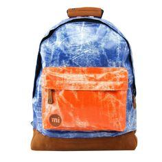 Mi-Pac Tye Dye Blue Orange SB Bag - Bags and Luggage - quality ...