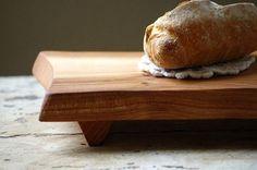 Serving Platter - Apple Wood