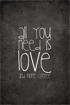 all you need.........