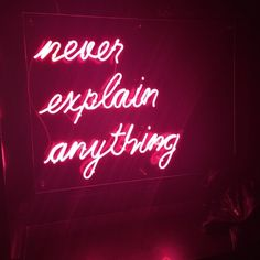 pink, quotes, and neon image Neon Aesthetic, Quote Aesthetic, Neon Wallpaper, Wallpaper Quotes, Neon Lights For Rooms, Neon Wall Signs, Neon Bleu, Neon Quotes, Pink Quotes