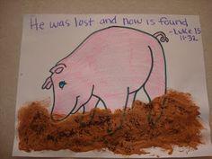 Muddy Pig: The Prodigal Son