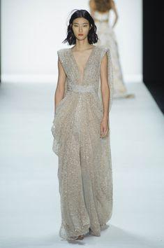 Badgley Mischka at New York Fashion Week Spring 2016 - Livingly