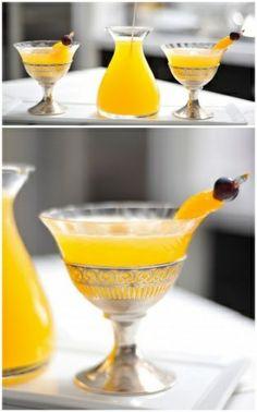 Mandarin Martini.