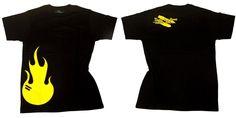 "T-Shirt ""The Flame Still Burns"" Color: Black Cotton Vegan Sweatshop free, Organic Cotton Burns, Organic Cotton, Color Black, Vegan, Clothing, T Shirt, Free, Outfit, Supreme T Shirt"