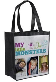 Free personalized photo tote, just pay shipping!