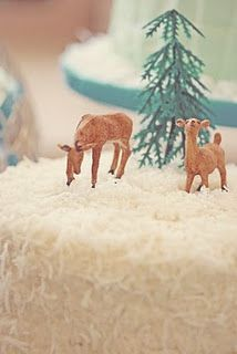 sweet coconut covered cake