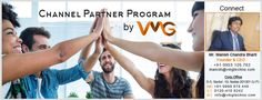 VMG Technologies, is proud to present Channel Partner Program(CPP) 2017! Join us on today onwards.  Head over to www.vmgtechno.com/ for more details.