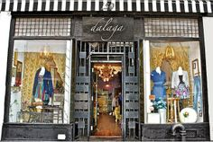 Dalaga NYC, women's clothing and accessories boutique in Brooklyn.