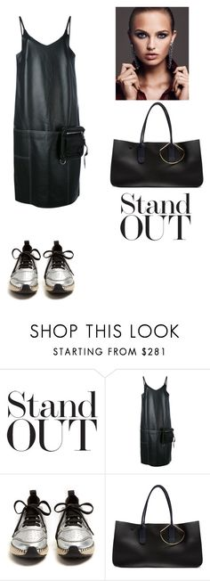 """""""Stand out"""" by zabead ❤ liked on Polyvore featuring Alyx, Tod's and Roksanda"""