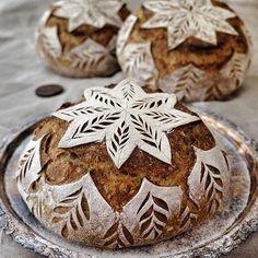 Wonderful Free Sourdough bread pattern Style,[ TheBakingNetwork (The Baking Network) Vodka Pie Crust, Pie Crust Dough, Sourdough Recipes, Sourdough Bread, Bread Recipes, Bread Art, Pie Crust Recipes, Bread And Pastries, Artisan Bread