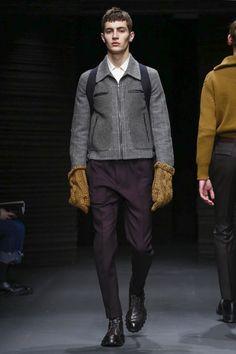 Salvatore Ferragamo @ Milan Menswear A/W 17