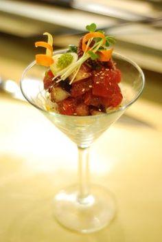 Tuna poki - healthy, fresh, tuna with the most complimentary flavors