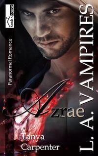 """4 Sterne für """"Azrae - L. A. Vampires 2"""" von Von Floh, https://www.amazon.de/gp/customer-reviews/RO7F1BCB8PH7E/ref=cm_cr_getr_d_rvw_ttl?ie=UTF8"""