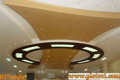Design faux plafond des salons   société décoration ms timicha