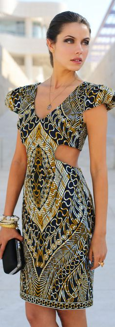 batik style cut outs ♥✤ | KeepSmiling | BeStayBeautiful